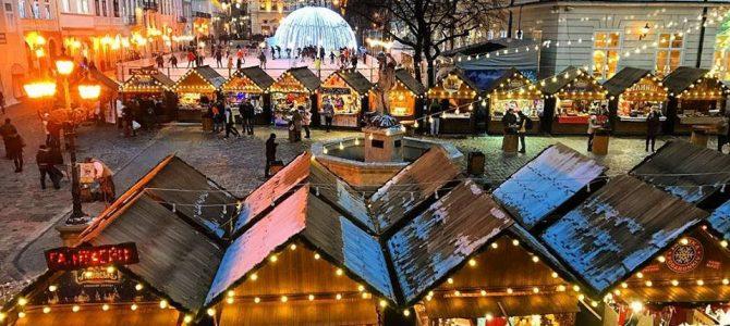 Різдвяний ярмарок буде ще й на Сихові