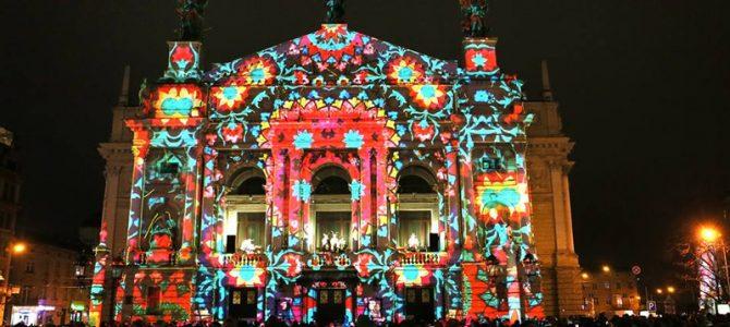 У новорічну ніч на фасаді Опери покажуть дивовижний відеомапінг
