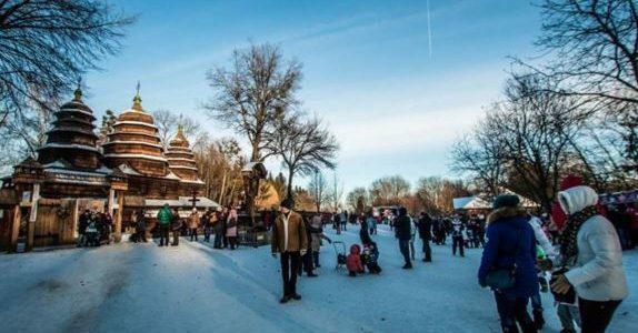 Шевченківський Гай запрошує на святкування Різдва (програма)