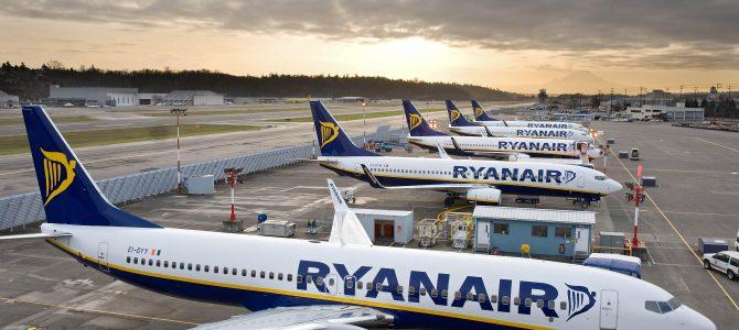 Ryanair проводить розпродаж квитків зі Львова до Дня Святого Миколая