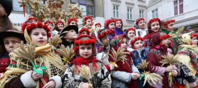 Коли і де у Львові встановлять Різдвяного Дідуха