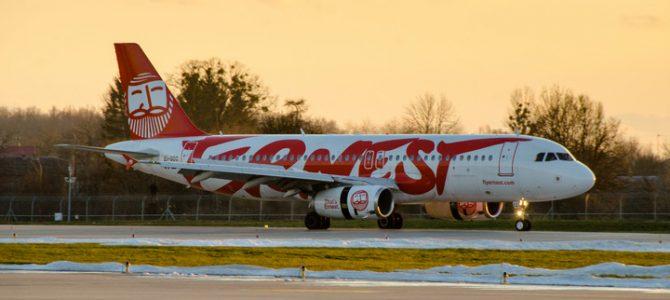 Ernest Airlines запустив знижки на авіаквитки зі Львова в Італію