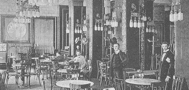 Львівські кав'ярні за бабці Австрії: де в місті з'явилася перша променада