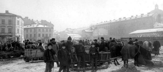 Історія львівського сміття, або куди львів'яни дівали відходи у давнину