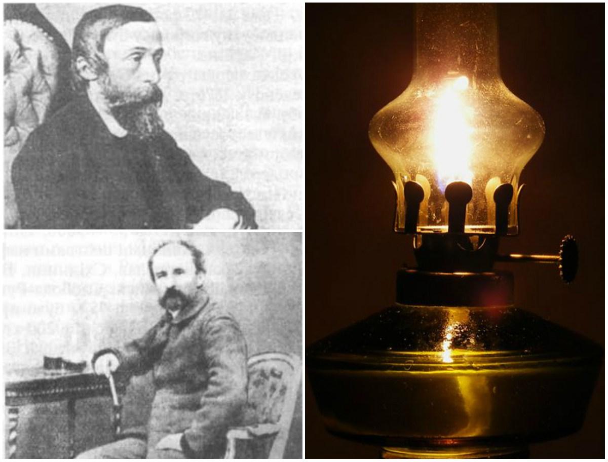 1853 — у Львові, в аптеці «Під золотою зіркою», фармацевти Йоган Зег та Ігнаци Лукасевич винайшли першу у світі гасову (нафтову) лампу.