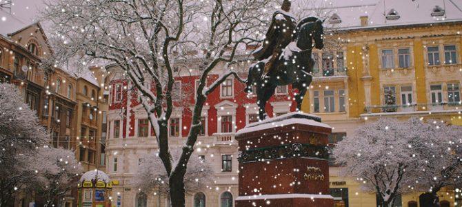 Романтичний та затишний зимовий Львів (фото)