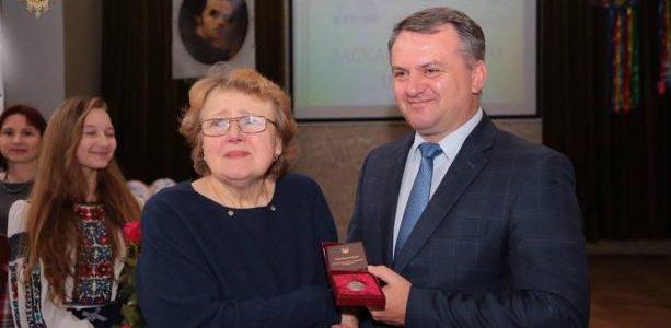 Львівській вчительці присвоїли звання «Заслужений вчитель України»