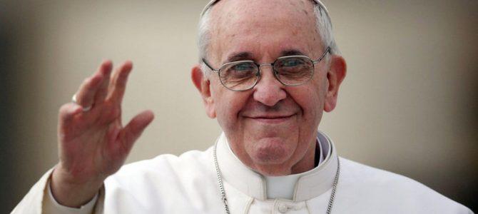 """""""Краще бути атеїстом, ніж ходити до церкви і зневажати ближніх"""" – папа Франциск"""