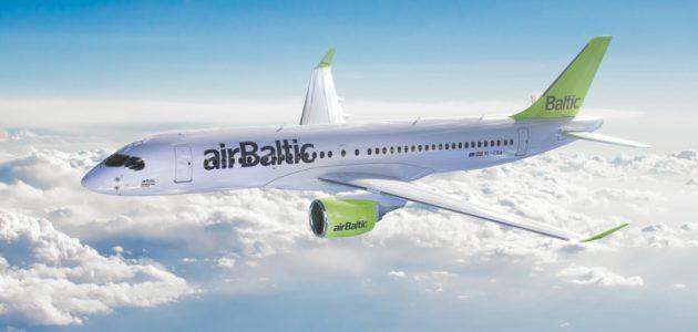 Наступного тижня латвійська авіакомпанія запустить прямий рейс Рига-Львів