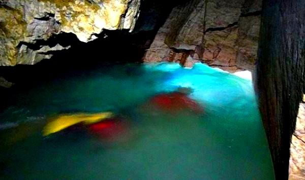 На Тернопільщині відкрили найглибше підземне озеро
