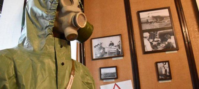 У Львові відкрили музей в пам'ять про чoрнобильську трaгедію