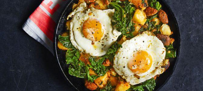 5 ідей для тих, кому набридла звичайна яєчня
