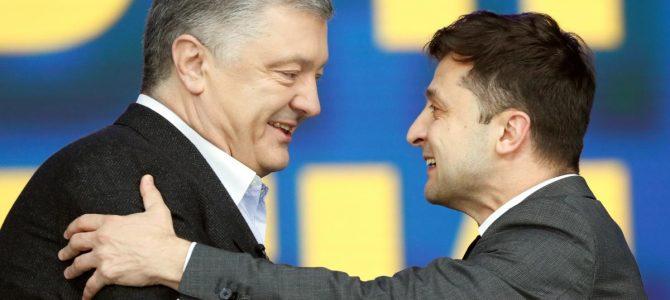 Зеленський перемагає на виборах президента — національний екзит-пол