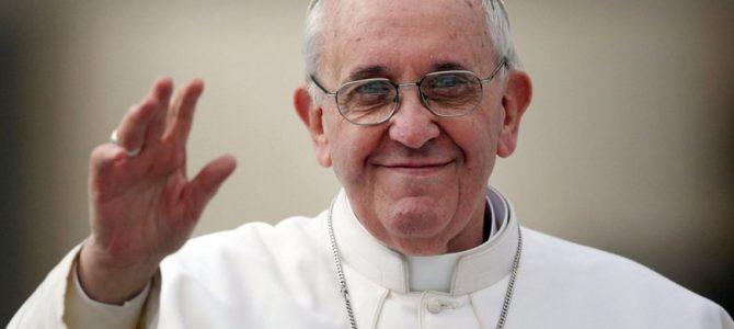 Папа Римський Франциск привітав православних християн з Великоднем