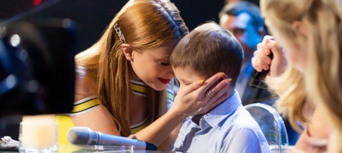 Тіна Кароль здійснила мрію 8-річного хлопчика на очах у мільйонів глядачів (відео)