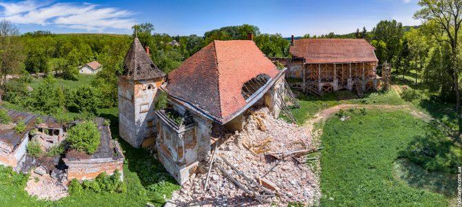 Падіння Поморянського замку: цікаві факти про пам'ятку