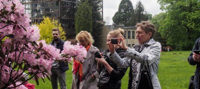 Львів'ян запрошують на день відкритих дверей у Ботанічному саду