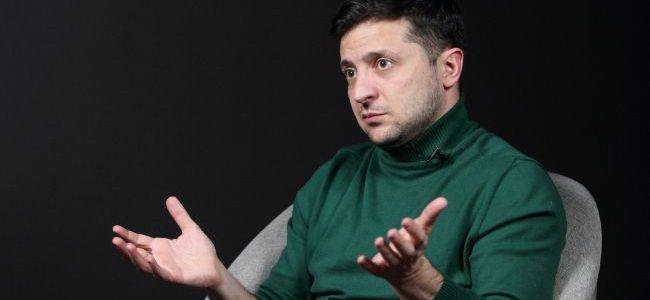 """""""Вибачте всі…"""" – Володимир Зеленський зробив звернення щодо своєї інавгурації (відео)"""