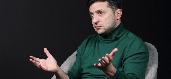 """""""Ми хочемо бути європейською державою…ми хочемо захистити українську мову"""" :  Володимир Зеленський розповів про своі перші кроки на посаді Президента"""
