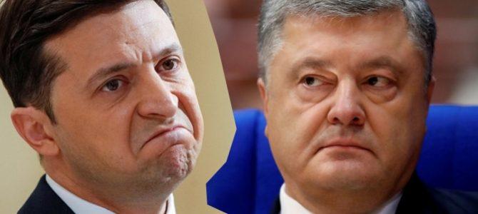 Порошенко та Зеленський майже зрівнялися в рейтингу на Західній Україні (оновлені дані)