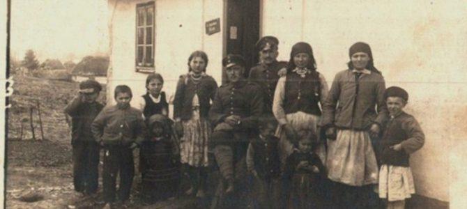 Мешканці Галичини 100 років тому