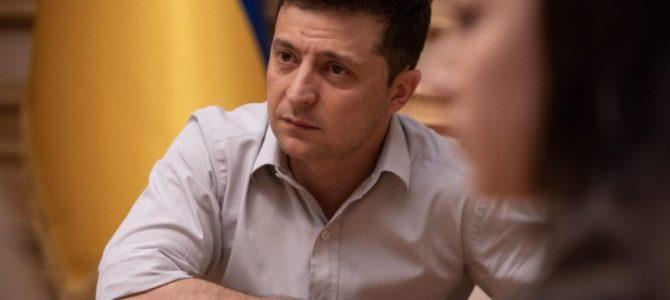 Зеленський виконав свою обіцянку про яку говорив під час своєї передвиборчої компанії