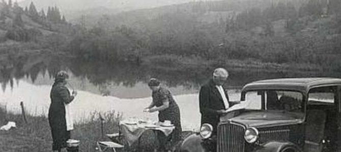 Як озеро Синевир виглядало в 1938 році: унікальні фото