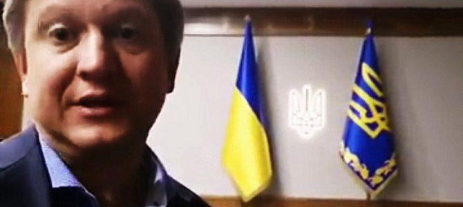 """Секретар РНБО Данилюк: """"Прийшов, побачив… Немає слів… Невже, це цивілізована передача влади?!""""(відео)"""