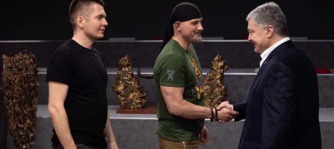 """""""Дякую за довіру!"""" – ветеран АТО поділився враженнями від зустрічі з Порошенком"""