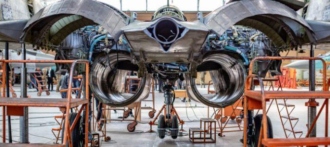 Львівський авіаційно-ремонтний завод поставив на крило майже 30 літаків (фото)