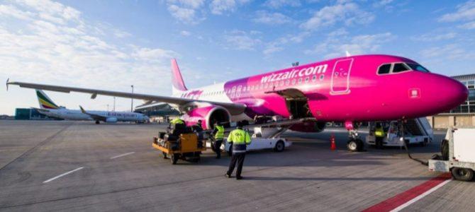 Wizz air оголосив одноденний розпродаж авіаквитків зі Львова