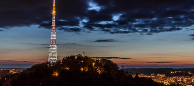Вежа на Високому Замку. 15 фактів про Львівський телецентр