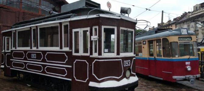 Виставка трамваїв запрошує (фото)