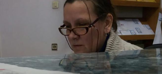 Працівницю Укрпошти, яка відмовлялася розмовляти українською з клієнтами звільнили