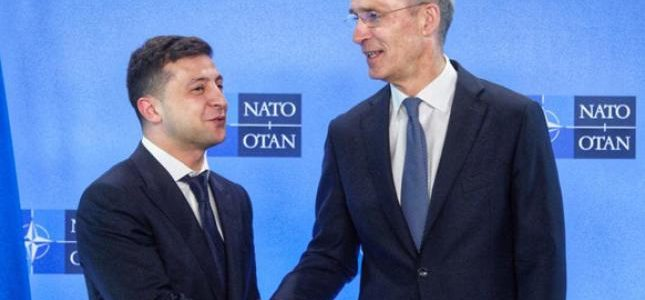 НАТО підтвердило перспективу членства для України за президента Зеленського