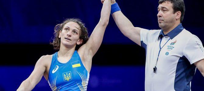 Львівські спортсмени здобули п'ять медалей на Європейських іграх