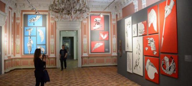 400 ангелів під одним дахом: у Львові відкрили унікальний мистецький проект