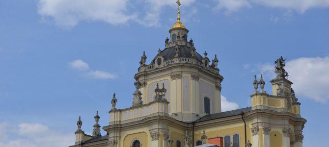 У Львові вандали пошкодили бронзовий макет Святоюрського комплексу (фото)