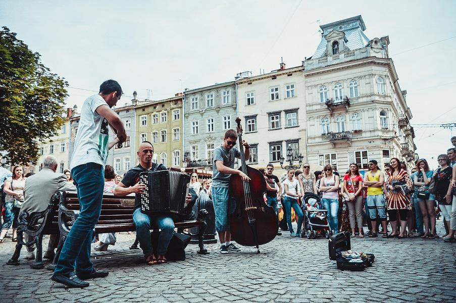 Завтра у Львові Свято музики. Концерти дадуть на 48-локаціях. Програма