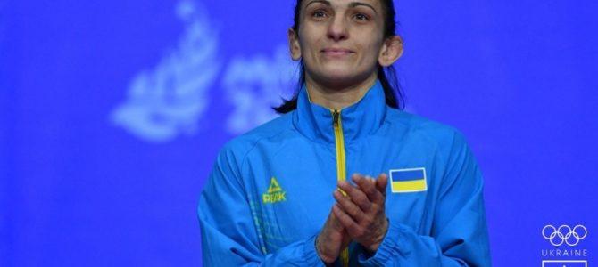 Львівська борчиня Юлія Ткач стала чемпіонкою ІІ Європейських ігор (фото)