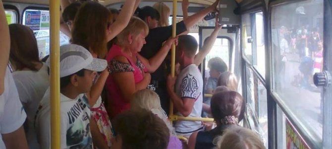 У Львові хочуть заборонити громадський транспорт без кондиціонерів