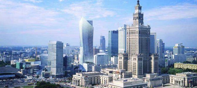 Офіційний сайт польської столиці отримає україномовну версію