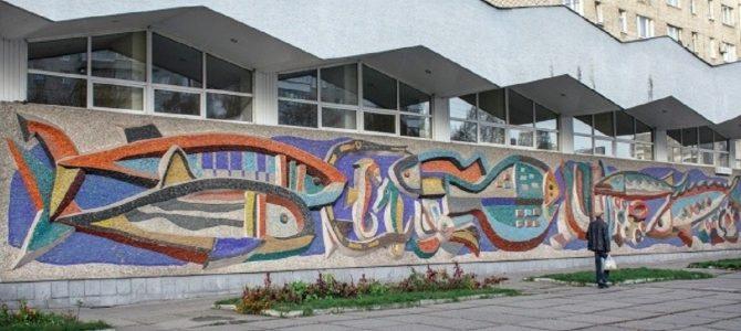 Після знищення мозаїки на «Океані» мерія заборонила там нове будівництво