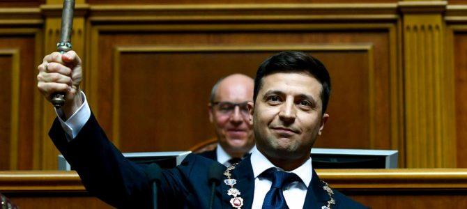 Парубій вимагає від Зеленського негайно підписати закон про ТСК, що передбачає імпічмент