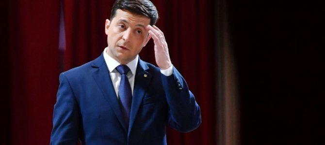 «Не знаю нічого про це», – Зеленський про зв'язки нового очільника Одещини із сепаратистами