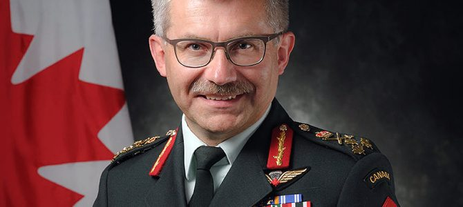 Етнічний українець очолив канадську армію