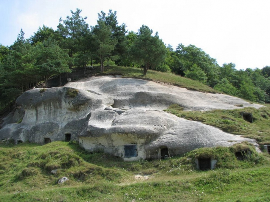Городище IX–XI ст. у Стільському на Миколаївщині. Фото: livejournal.com