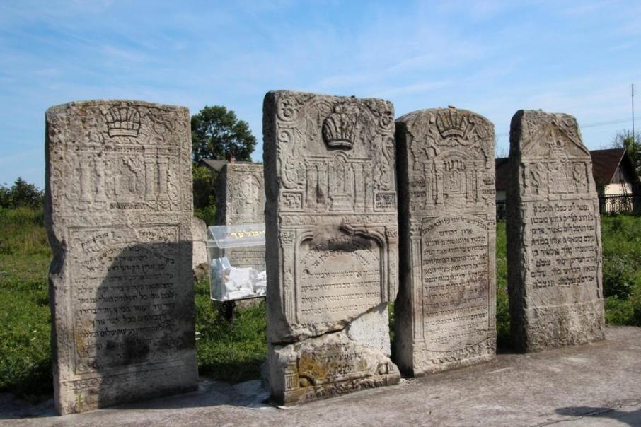 Єврейський кіркут (цвинтар) у Белзі. Фото: guide-ua-pl.info