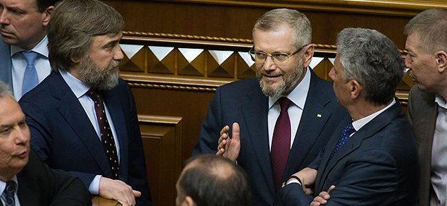 """""""Опоблок"""" вніс в Раду проект про скасування мовного закону"""