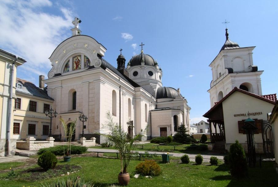Василіанський монастир у Жовкві. Фото: ishchuk.net